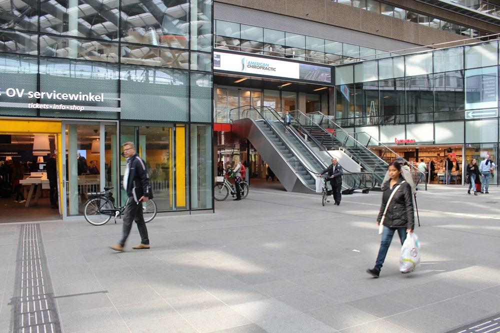 Locatie Chiropractie Den Haag